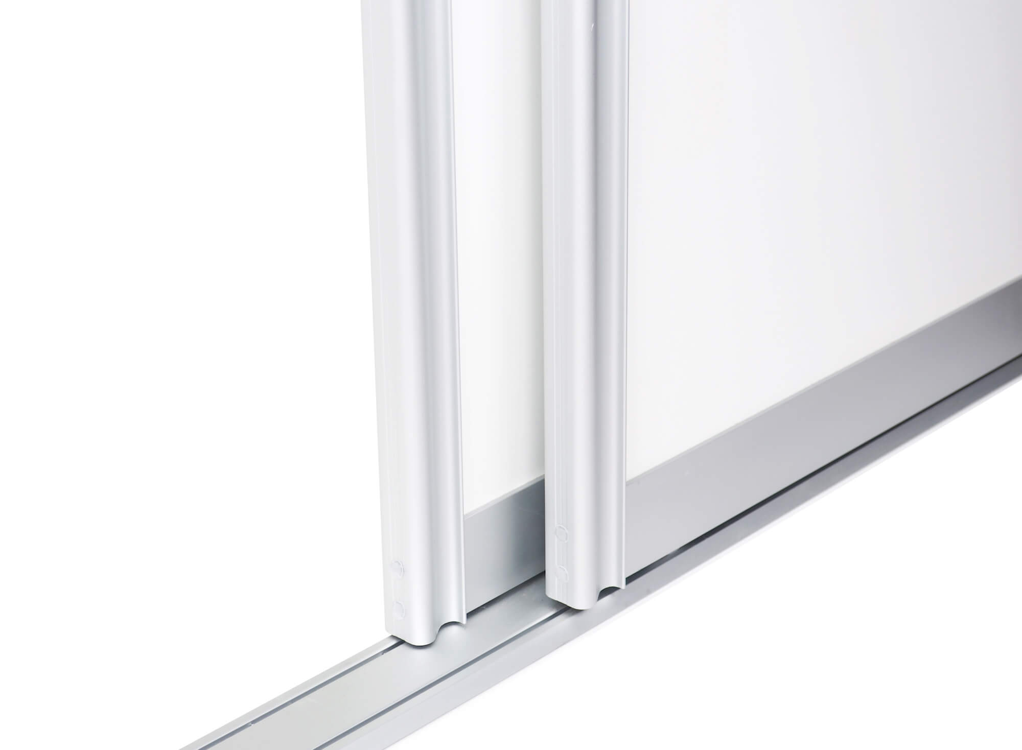 Schiebetür Profil Lima Beispielfoto für Schranktüren, Raumteiler, Durchgangstüren