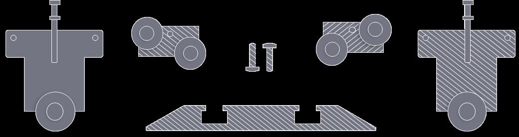 Schiebetüren als Bausatz Banner
