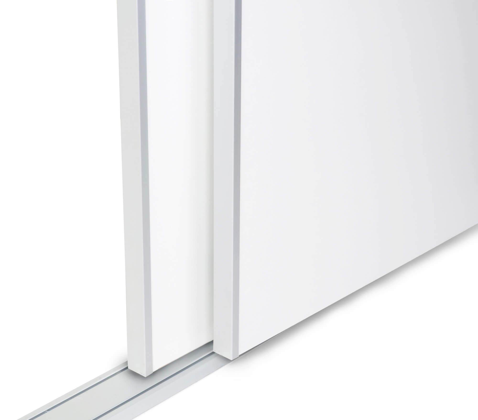 BS-Standard | Schiebetür-Bausatz Bodensystem für Schrank- /Nischen-Türen